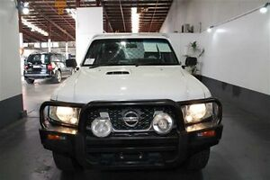 2011 Nissan Patrol MY11 Upgrade DX (4x4) White 5 Speed Manual Cab Chassis Pennington Charles Sturt Area Preview