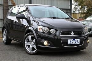 2016 Holden Barina TM MY16 CDX Black 6 Speed Automatic Hatchback Oakleigh Monash Area Preview