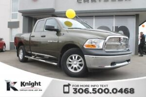 2012 Ram 1500 ST - 40/20/40 Front Bench - Bluetooth