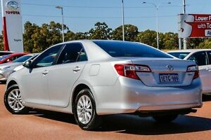 2013 Toyota Camry ASV50R Altise Silver 6 Speed Sports Automatic Sedan Wangara Wanneroo Area Preview