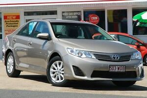 2014 Toyota Camry ASV50R Altise Magnetic Bronze 6 Speed Sports Automatic Sedan Woolloongabba Brisbane South West Preview