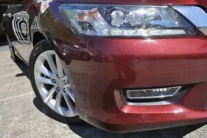 2013 Honda Accord 60 VTi-L Red 5 Speed Automatic Sedan Mosman Mosman Area Preview