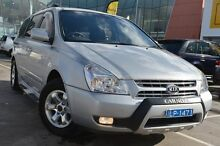 2008 Kia Grand Carnival VQ MY07 EX Silver 5 Speed Sports Automatic Wagon Pearce Woden Valley Preview