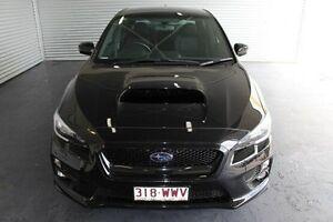2015 Subaru WRX V1 MY15 AWD Black 6 Speed Manual Sedan Parramatta Park Cairns City Preview