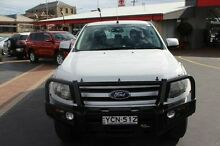 2015 Ford Ranger PX XLS Double Cab White Manual Utility South Maitland Maitland Area Preview