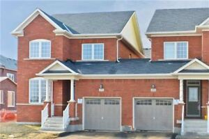 House for Lease/Rent in Milton -2200 CAD per month 3+1 bed & 4 W