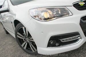 2015 Holden Commodore VF MY15 SV6 Storm White 6 Speed Sports Automatic Sedan Northbridge Perth City Area Preview