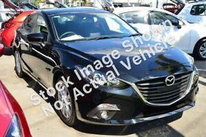 2015 Mazda 3 BM5278 Maxx SKYACTIV-Drive Silver 6 Speed Sports Automatic Sedan Cardiff Lake Macquarie Area Preview