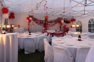 Party Rental! Tables, chairs, heaters,tents & more!!!! Cambridge Kitchener Area image 3