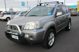 2004 Nissan X-Trail T30 II ST Silver 4 Speed Automatic Wagon Devonport Devonport Area Preview