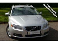 DIESEL ESTATE*** Volvo V70 2.4 D5 SE Lux Geartronic 5dr FULL VOLVO HISTORY** HUGE SPEC** FINANCE ME