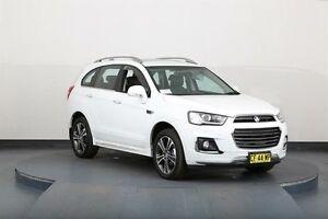 2016 Holden Captiva CG MY15 7 LTZ (AWD) White 6 Speed Automatic Wagon Smithfield Parramatta Area Preview