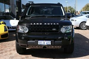 2013 Land Rover Discovery 4 Series 4 L319 MY13 SDV6 SE Black 8 Speed Sports Automatic Wagon Osborne Park Stirling Area Preview