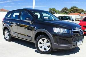From $79 per week on finance* 2014 Holden Captiva Wagon Coburg Moreland Area Preview