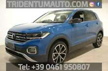 Volkswagen T-Cross 1.0 tsi Advanced 115cv dsg
