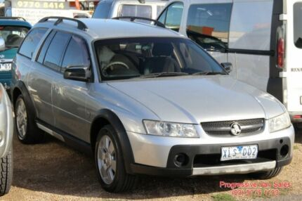 2005 Holden Commodore ADVENTURER WAGON 5 Speed Automatic Wagon