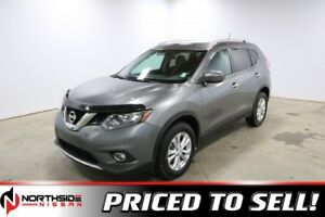 2016 Nissan Rogue AWD SV Accident Free,  Heated Seats,  Back-up