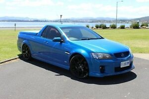 2009 Holden Ute VE MY09.5 SS Blue 6 Speed Manual Utility Invermay Launceston Area Preview