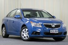 2012 Holden Cruze JH Series II MY12 CD Blue 6 Speed Sports Automatic Sedan Unley Park Unley Area Preview