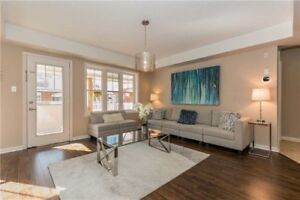 Townhouse With 3 Full Washrooms In Highly Sought High Park
