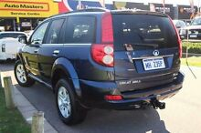 2012 Great Wall X240 CC6461KY MY12 Blue 5 Speed Manual Wagon Mindarie Wanneroo Area Preview