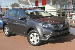 2014 Toyota RAV4 ALA49R MY14 GX AWD Graphite 6 Speed Sports Automatic Wagon Myaree Melville Area Preview