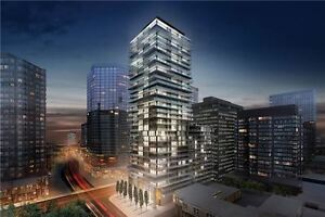 1 Bed + Den Condo for Lease at 57 St Joseph (1000 Bay Street)