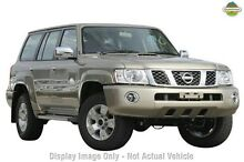 2015 Nissan Patrol Y61 GU 9 ST Platinum 4 Speed Automatic Wagon Cleveland Redland Area Preview