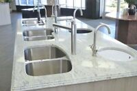 Restoration of GRANITE & MARBLE, Any Repair, Any Cut-out