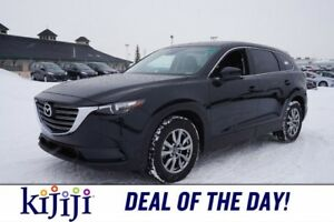 2017 Mazda CX-9 AWD GS LEATHER Navigation, Sunroof, Heated Seats
