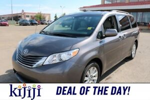 2011 Toyota Sienna AWD XLE Leather,  Heated Seats,  Back-up Cam,