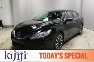 2017 Nissan Altima SV Heated Seats,  Sunroof,  Back-up Cam,  Blu