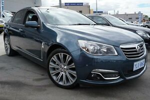 2013 Holden Calais VF MY14 V Blue 6 Speed Sports Automatic Sedan Pearce Woden Valley Preview