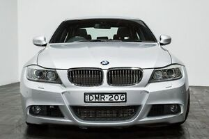 2010 BMW 335i E90 MY10 Steptronic Silver 6 Speed Sports Automatic Sedan Rozelle Leichhardt Area Preview