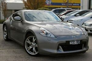 2011 Nissan 370Z  Grey Manual Coupe Doncaster Manningham Area Preview