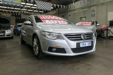 2011 Volkswagen Passat CC 3C MY11 Upgrade V6 FSI 6 Speed Direct Shift Coupe Mordialloc Kingston Area Preview