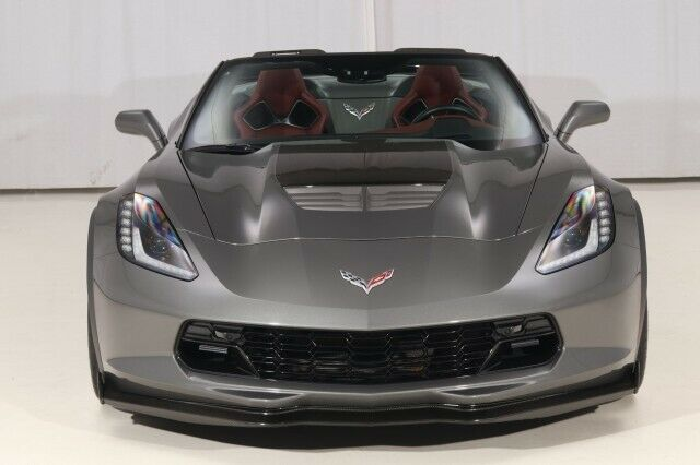 2016 Gray Chevrolet Corvette Z06 3LZ   C7 Corvette Photo 7