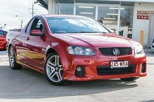2010 Holden Ute VE II SS Red 6 Speed Manual Utility Yeerongpilly Brisbane South West Preview