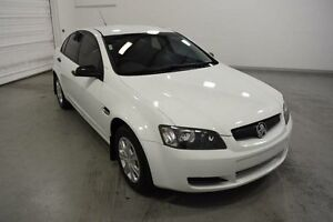 2006 Holden Commodore VE Omega White 4 Speed Automatic Sedan Moorabbin Kingston Area Preview