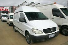 2005 Mercedes-Benz Vito  White Automatic Van Dandenong Greater Dandenong Preview