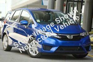 2017 Honda Jazz GF MY17 VTi Blue 1 Speed Constant Variable Hatchback Victoria Park Victoria Park Area Preview