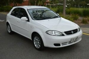 2008 Holden Viva JF MY08 White 4 Speed Automatic Hatchback Norwood Norwood Area Preview