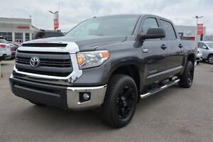 2014 Toyota Tundra CREWMAX 4WD SR5 Back-up Cam,  Bluetooth,  A/C