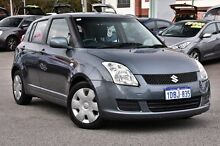 2009 Suzuki Swift RS415 S Grey 4 Speed Automatic Hatchback Myaree Melville Area Preview