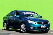 2012 Holden Cruze JH Series II MY12 CDX Green 6 Speed Sports Automatic Sedan Ringwood East Maroondah Area Preview