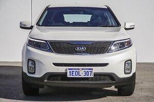 2014 Kia Sorento XM MY14 SI White 6 Speed Sports Automatic Wagon Bellevue Swan Area Preview