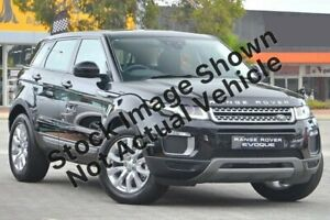 2016 Land Rover Range Rover Evoque L538 MY16.5 TD4 180 SE Black 9 Speed Sports Automatic Wagon Wangara Wanneroo Area Preview