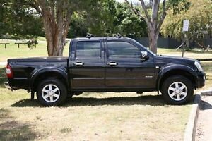 2005 Holden Rodeo RA MY05.5 LX Crew Cab Black 5 Speed Manual Utility Yeerongpilly Brisbane South West Preview