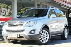 2012 Holden Captiva CG Series II 5 AWD Silver 6 Speed Sports Automatic Wagon Somerton Park Holdfast Bay Preview