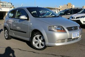2005 Holden Barina TK Silver 5 Speed Manual Hatchback Northbridge Perth City Area Preview